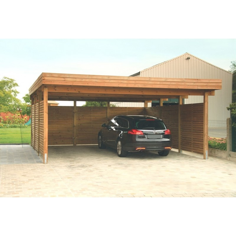 Modern carport uk images for Garages and carports